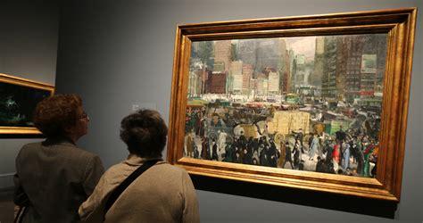 george bellows   metropolitan museum  art nytimescom