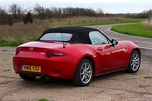 Mazda Mx 5 Sélection : mazda mx 5 convertible review summary parkers ~ Medecine-chirurgie-esthetiques.com Avis de Voitures