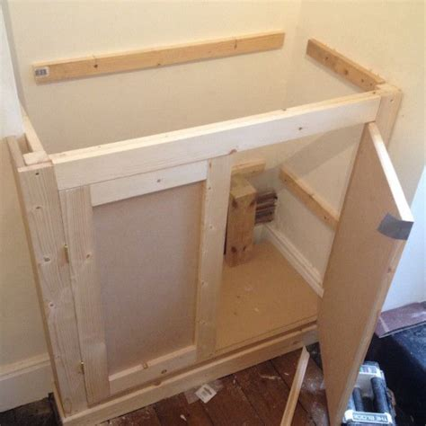 Diy Fitted Living Room Cupboards by Building A Alcove Cupboard Part 1 For The