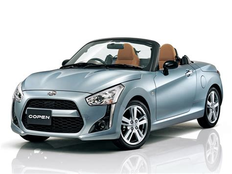 Daihatsu Copen Hd Picture by 2014 Daihatsu Copen Pictures Information And Specs