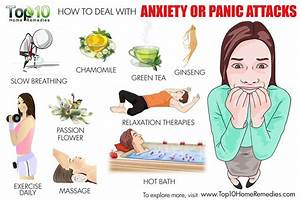 How to Deal with Anxiety or Panic Attacks | Top 10 Home ...