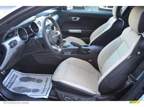 ceramic interior  ford mustang gt premium coupe photo