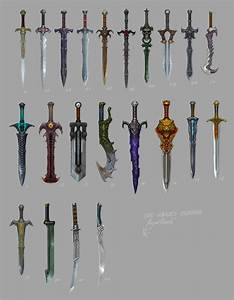 One Can Never Have Too Many Swords These Are Beautifully