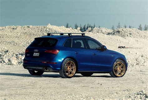 Audi Sq5 Custom Wheels Adv1 06mv2cs 21x95, Et , Tire