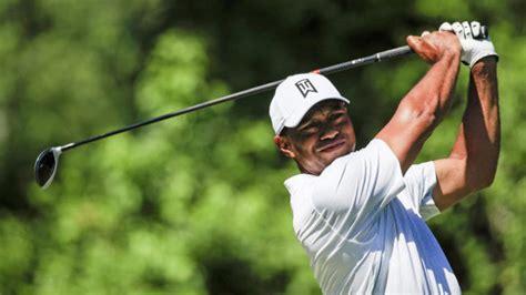 2018 British Open Tiger Woods Putter