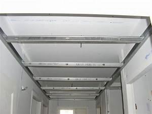 Comment Faire Un Faux Plafond : montanti cartongesso cartongesso fai da te a cosa ~ Melissatoandfro.com Idées de Décoration