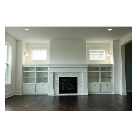 Built In Cupboards Next To Fireplace by Cabinets Next To Fireplace With Drawers Or Cupboards At