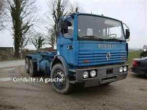 Camion Benne Renault : camion benne ampliroll renault g300 26 maxter youtube ~ Medecine-chirurgie-esthetiques.com Avis de Voitures