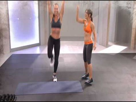 Jillian Michaels Killer Buns And Thighs Promo Youtube