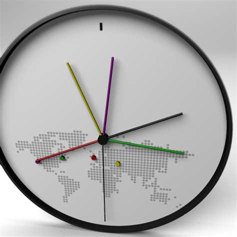 world clock petitinvention