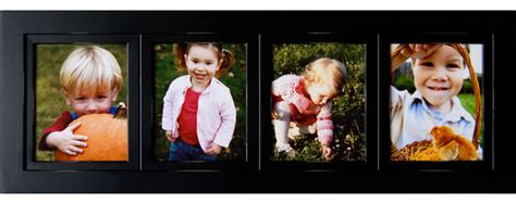 Outdoor Rugs 8x10 by Collage Picture Frames 8x10 Wood Frame With 4 Openings
