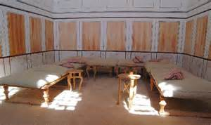 Ancient Roman Dining Room