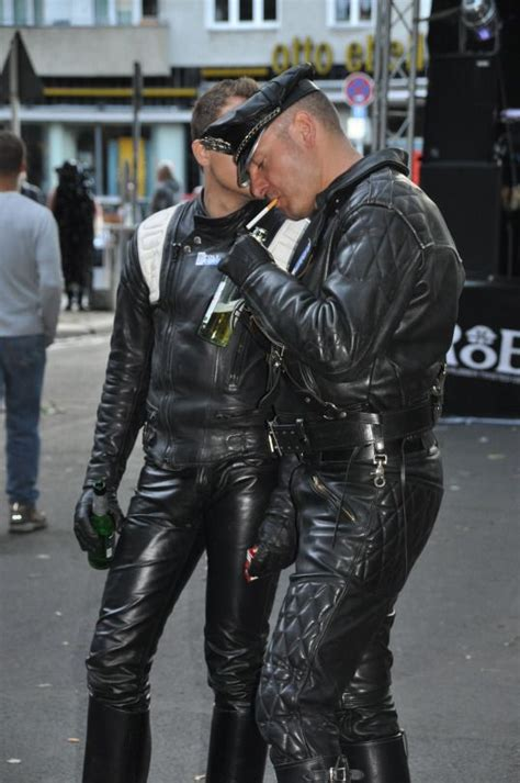 ssuperior officer leather men pinterest pigs