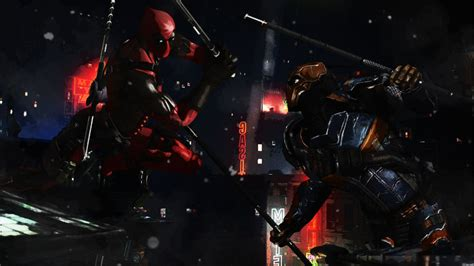 Deadpool Vs. Deathstroke (game Versions)