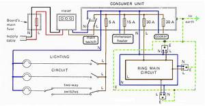 Wiring Circuit Diagram For House