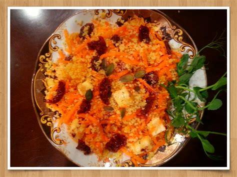 Apelsīna svaiguma un enerģijas salāti ar kuskus - AZnašķi