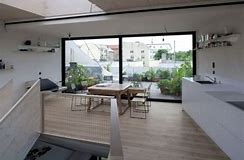 HD wallpapers maison moderne avec grande baie vitree animated ...
