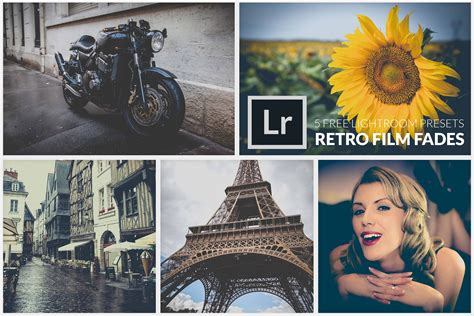 In one click, you can completely change the style of your landscape images. 100 + Free Lightroom Presets to Download