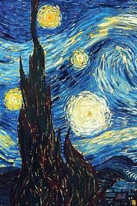 Vangos Starry Night Art Pinterest Starry Nights