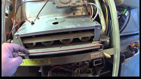 Lennox Whisper Heat Furnace Replacement Pt  Hvac Youtube