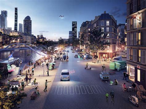 Daimler Logistics - Future Scenarios - xoio