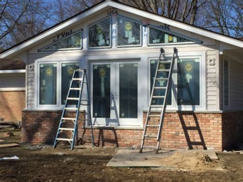 ranch style  home addition plans  bloomfield hills