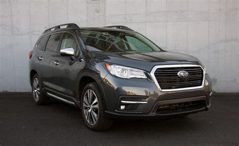 short report  subaru ascent review ny daily news