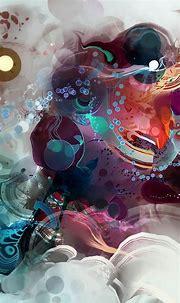 iPhone 7 Wallpaper Trippy Art   2021 3D iPhone Wallpaper