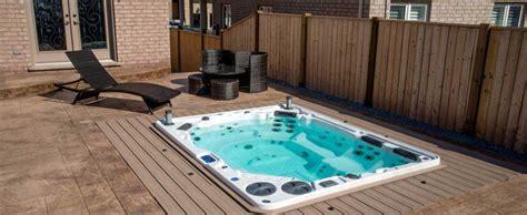 prix d un spa exterieur un espace wellness dans mon jardin viving
