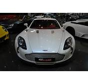 Find Of The Day Aston Martin One 77 Up For Sale In Dubai
