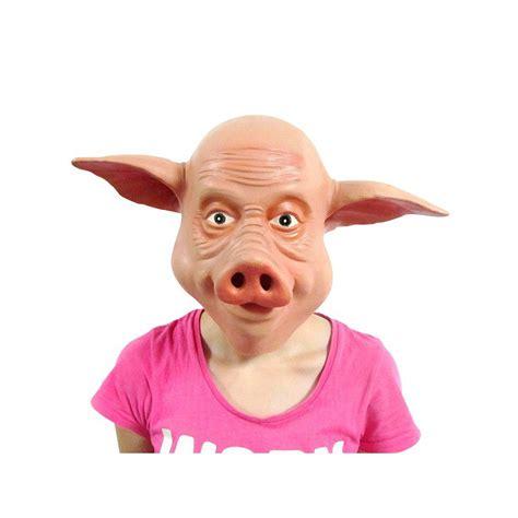 cuisine au mug masque cochon cadeauleo com