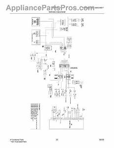 Parts For Electrolux Ew23bc71is0  Wiring Diagram Parts