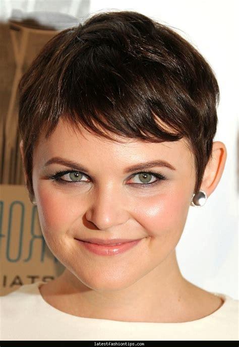 short hairstyles  diamond face shape short haircuts
