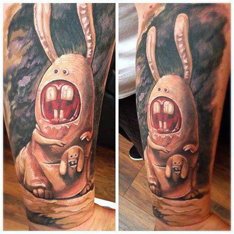 guil zekri turns fantasy  realistic tattoos tattoo