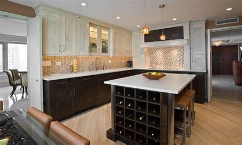 what color floor with dark cabinets light hardwood floors dark brown kitchen cabinets