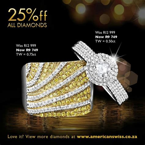 american swiss sale in south africa rings engagement rings rings jewelry