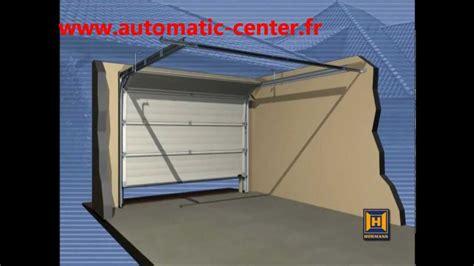 porte de garage hormann sectionnelle montage d une porte de garage sectionnelle hormann