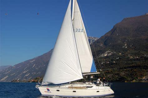 Sailing Boat Jeanneau by Jeanneau Sun Odyssey 33 Boat Garda