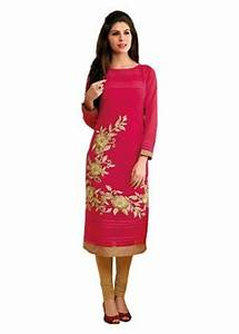 Ishin Womenu0026#39;s Kurta - Pink | Kurtis u0026 Leggings | Pinterest ...