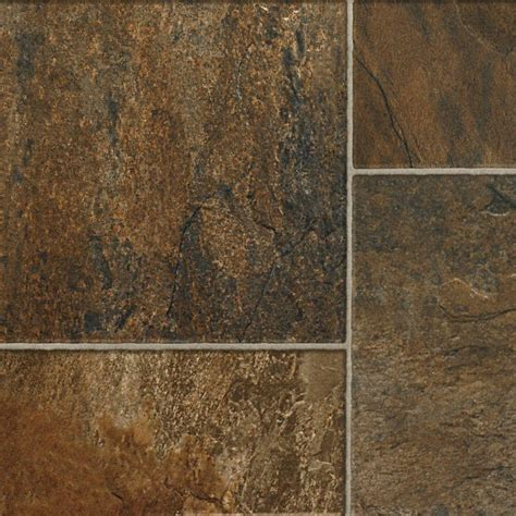laminate flooring tile hton bay canyon slate clay 8 mm thick x 15 5 8 in wide x 50 3 4 in length laminate flooring
