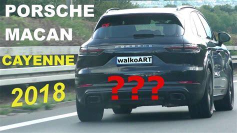 Nieuwe Porsche Cayenne op schema voor IAA Frankfurt ...