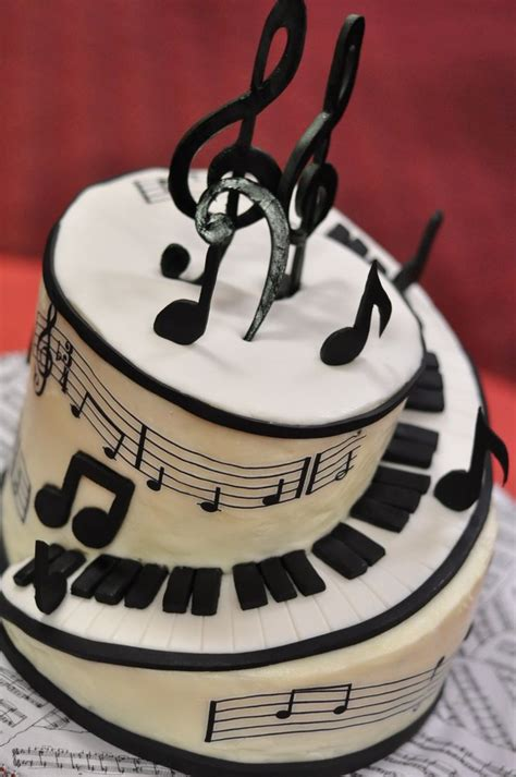 musical treats sweets images  pinterest