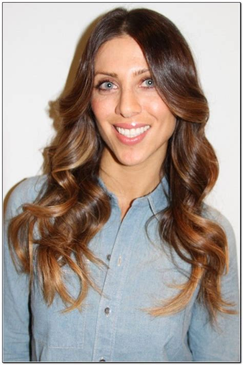 Chestnut Colour Hairstyles by Hairstyles Chestnut Hair Color With Caramel Highlights