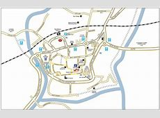 Rye Town Map Visit Rye Bay in Sussex the home of Mapp