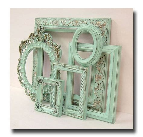 green shabby chic 25 unique antique photo frames ideas on pinterest old family photos living room nook