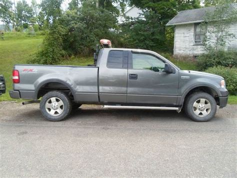 Find Used 2004 Ford F-150 Fx4 Extended Cab Pickup 4-door 5