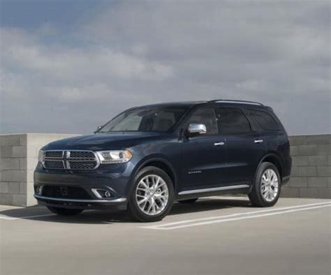 2019 Dodge Durango Redesign, Release Date, Changes, Price