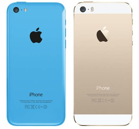 whats the difference between iphone 5c and 5s difference between iphone 5c and 5s