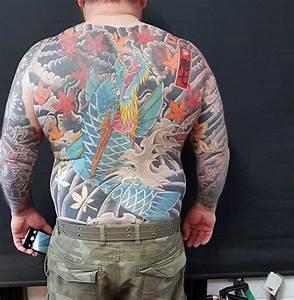 50 Koi Dragon Tattoo Designs For Men - Japanese Fish Ink Ideas