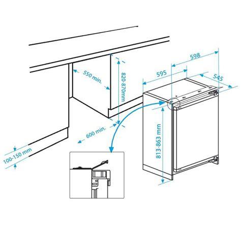 mini frigo chambre frigo table top bu1152hca frigo hotel table top pas cher